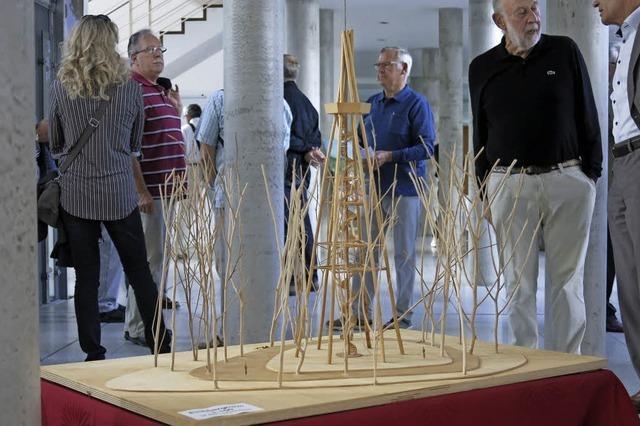 Die Entstehungsgeschichte des Eichbergturms in Emmendingen