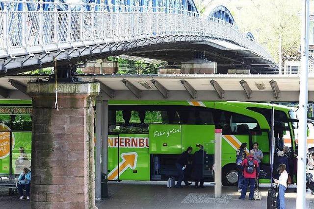 Neue Linien und mehr Verbindungen: Mit dem Fernbus von Freiburg nach Paris, Lyon und Amsterdam