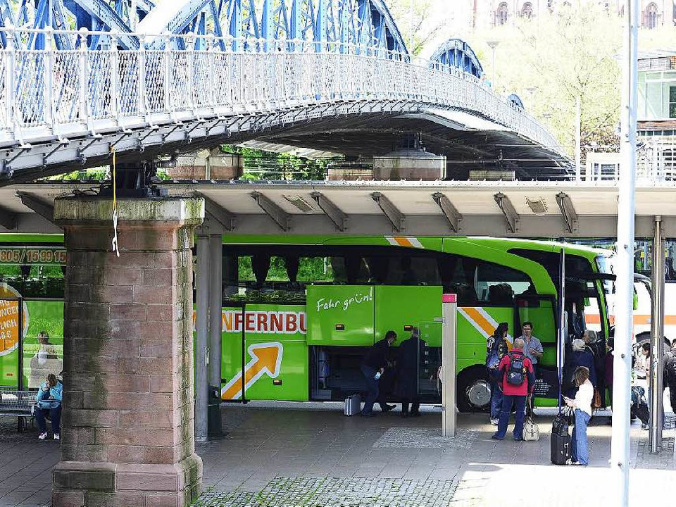 Neue Linien Und Mehr Verbindungen Mit Dem Fernbus Von