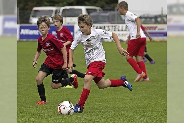 Spannende Kämpfe um den Kalmerwald-Cup