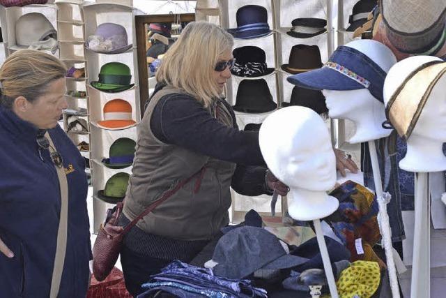 Künstler- und Kunsthandwerksmarkt in Emmendingen