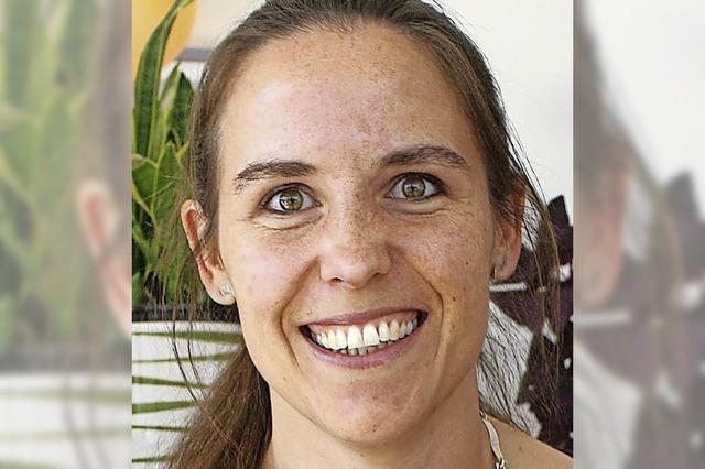 Pfarrerin Sabine Wagner stellt sich vor