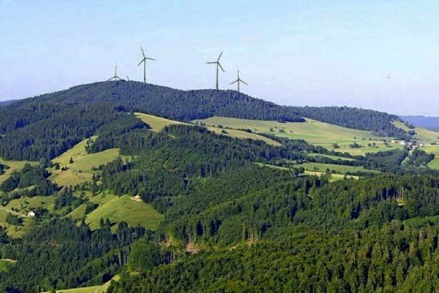 Rückenwind aus dem Rathaus für den Windpark