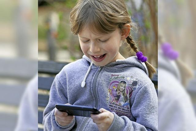 Smartphone & Co. Kindern erklären