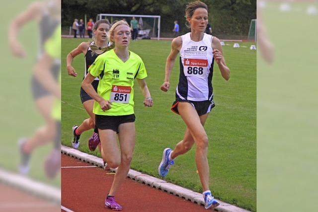 Sophia Sommer hat die schnellsten Beine