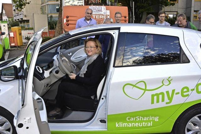 Herten fördert die Elektromobilität