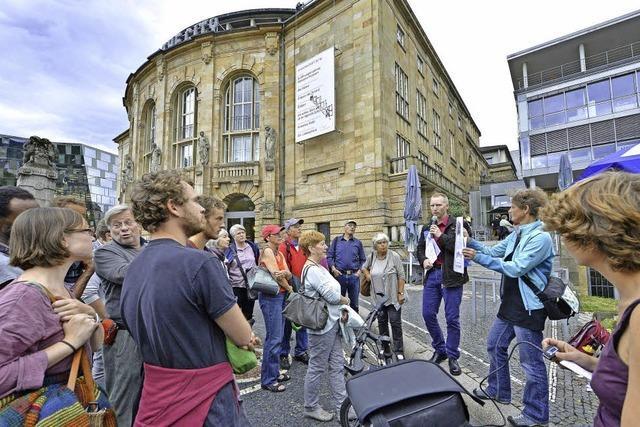 Rundgang auf den Spuren Freiburger Kolonialgeschichte