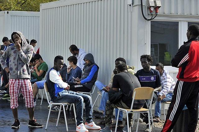 Neue Flüchtlingsunterkünfte in Südbaden