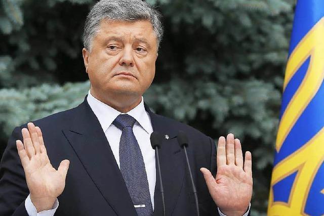 Ukraine sperrt westliche Journalisten aus