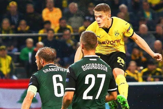 Siege für Schalke und BVB – Augsburg patzt