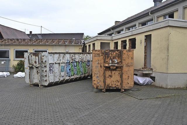Rheinhausen räumt auf