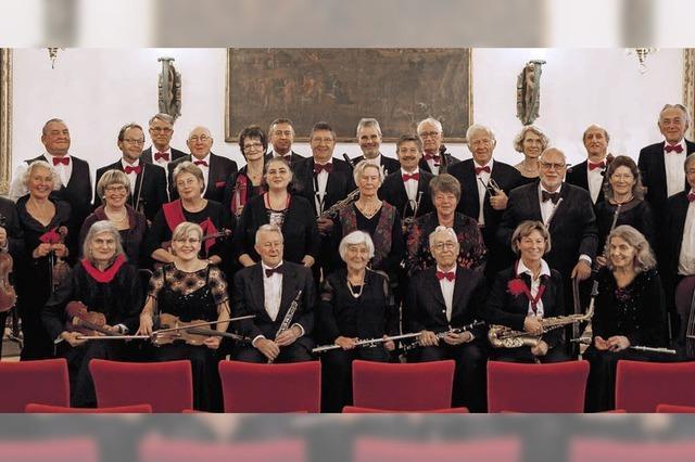 Freiburger Senioren-Salonorchester konzertiert in Hinterzarten
