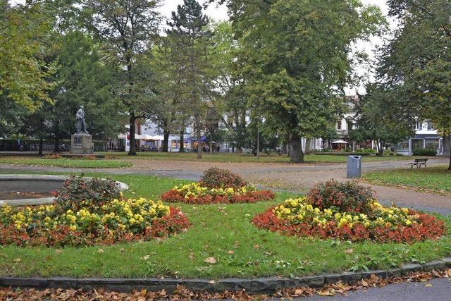 Hebels neuer Park