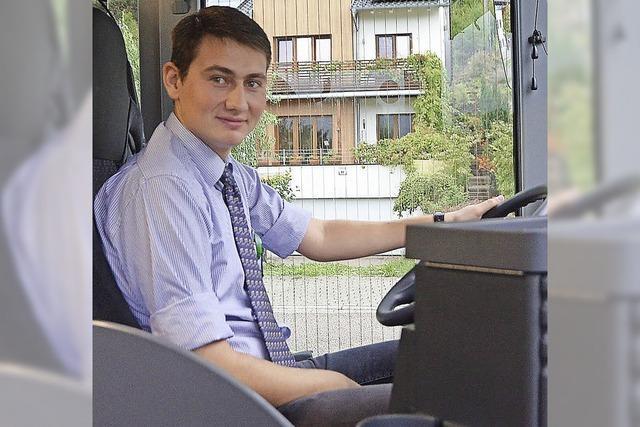 Mit dem Schulbus ins Dreisamtal