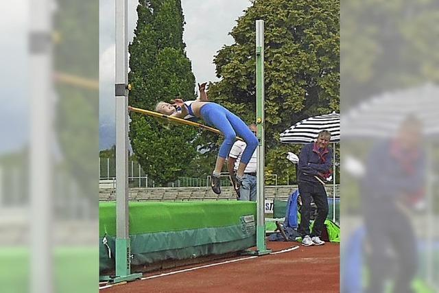 Leichtathleten ermitteln Stadtmeister