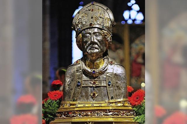Freiburg feiert am Sonntag die Schutzpatrone Lambert, Alexander und Georg