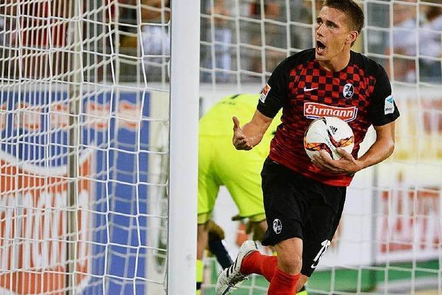 Aufholjagd: SC Freiburg holt gegen Bielefeld einen Punkt