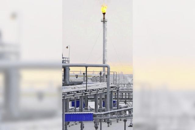 Russlands Energiebranche spürt westliches Embargo