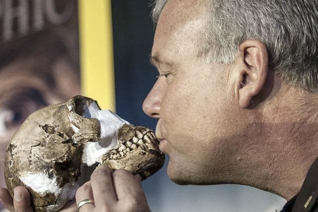 Wilde Gerüchte um Knochenfund
