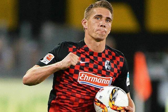 SC Freiburg gegen Arminia Bielefeld 2:2