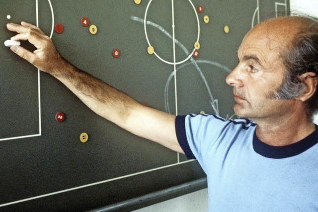 Dettmar Cramer - ein Taktikfuchs und Botschafter des Fußballs