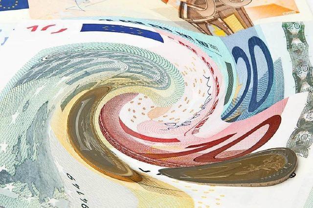 Die deutschen Banken ächzen unter den Niedrigzinsen