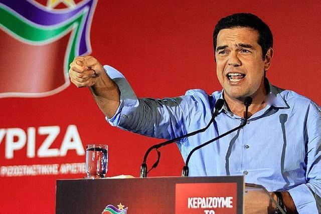 Das Duell der Generationen in Griechenland