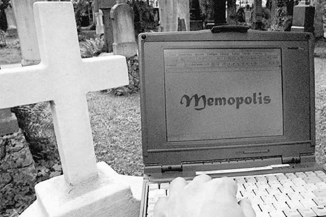 Was passiert mit Internet-Einträgen nach dem Tod?