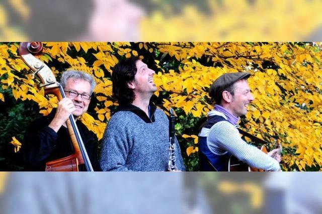 Trio Chotsch in Emmendingen