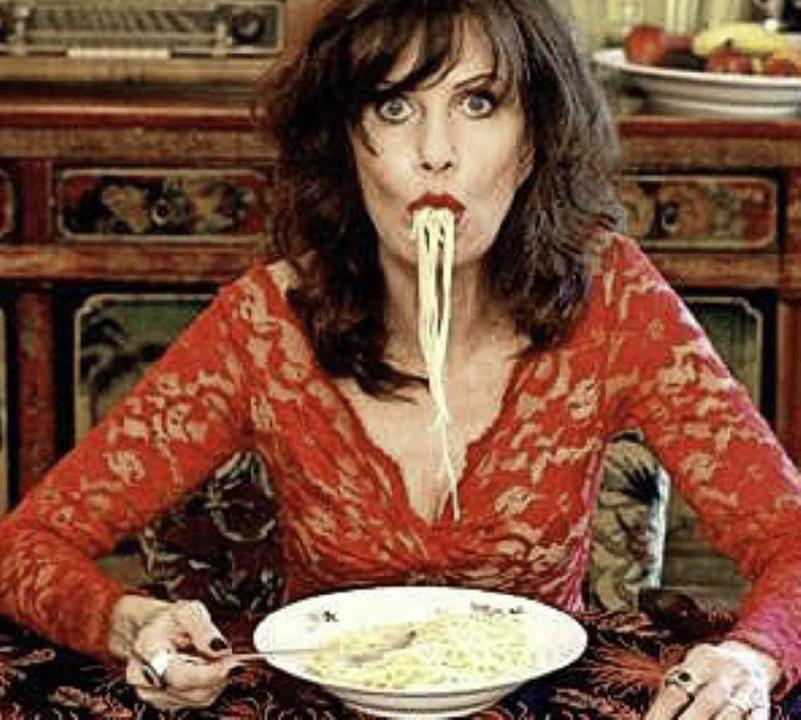 Al dente – bissfest. So liebt  M...Spagetti, so heißt auch ihr Programm.   | Foto:  PROMO