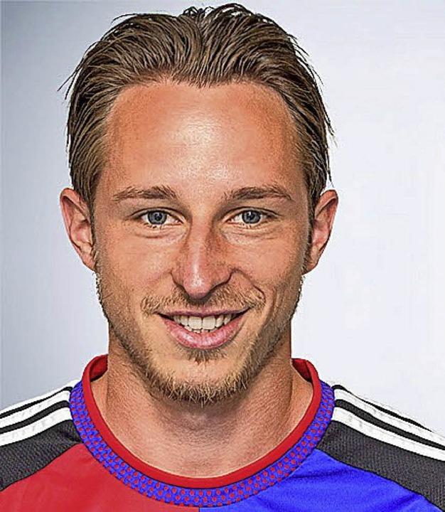 """""""Alles super"""":  der Basler Luca Zuffi     Foto: Grossenbacher/FCB"""