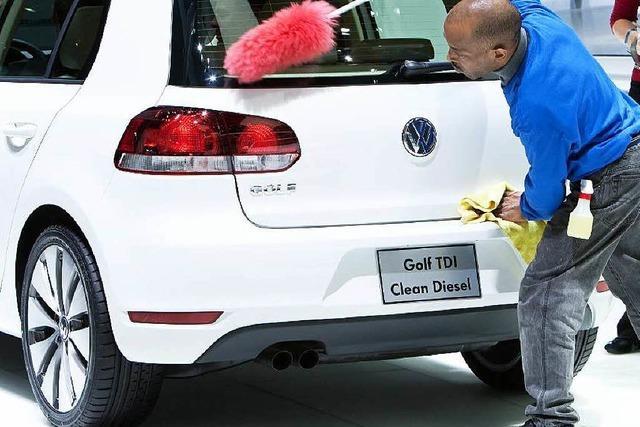VW gesteht Manipulationen bei Abgastests