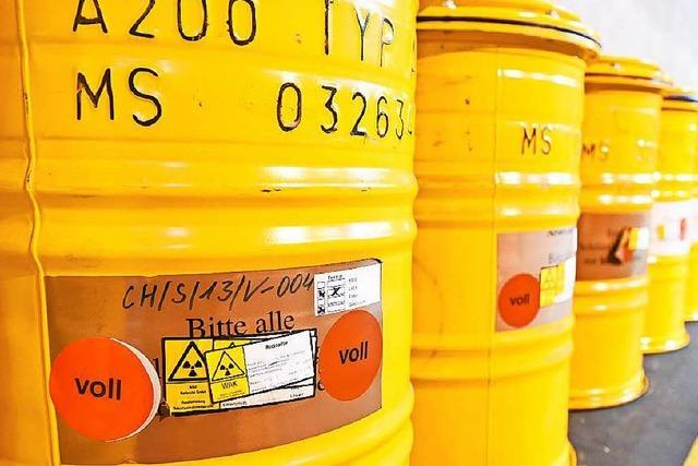 Uran aus der Uni Basel zur Entsorgung in die USA gebracht
