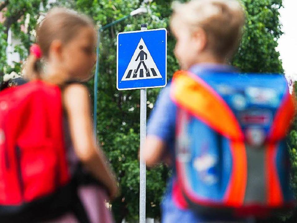 Wie sicher ist der Schulweg?  | Foto: dpa
