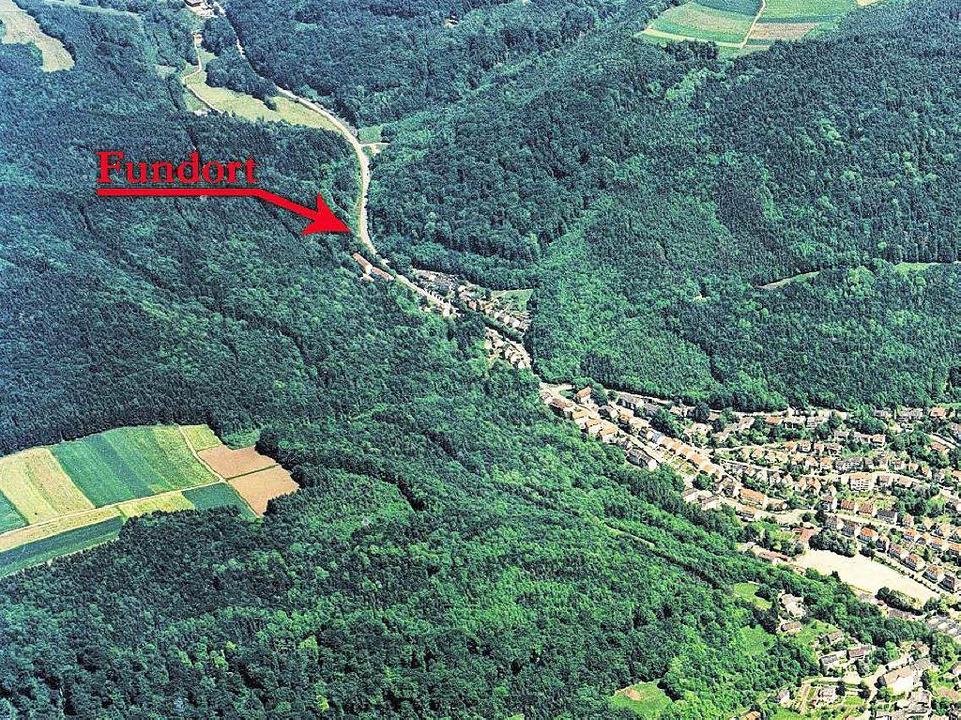 Ungelöst ist der Fall um die zerstücke...er am 7. Dezember den Torso entdeckt.     Foto: Archiv