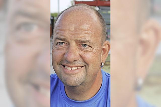 Dieter Ibenthaler ist seit 30 Jahren bei Zima-Bau