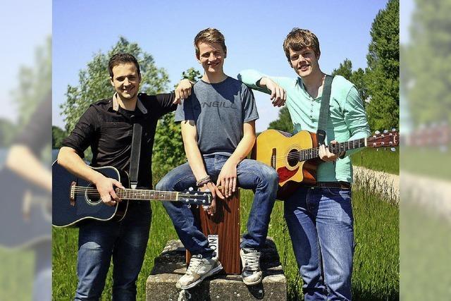 Die junge Band Quite a Few in der Essbar im Schlachthof