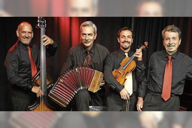 Buenos Aires Tango Ensemble gastiert im Bürgersaal