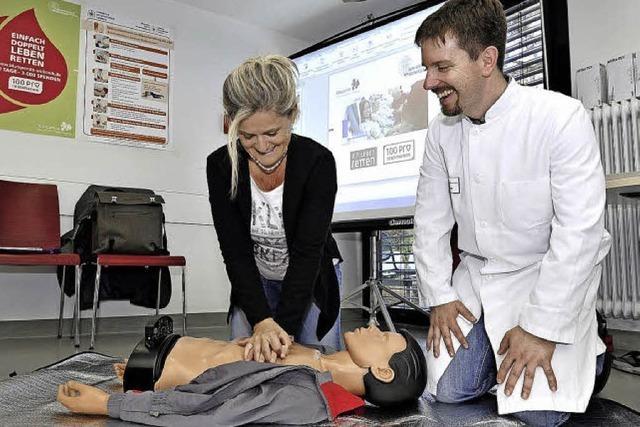 Endspurt beim Blutspende-Rekord an der Uniklinik: 1000 Spender fehlen noch