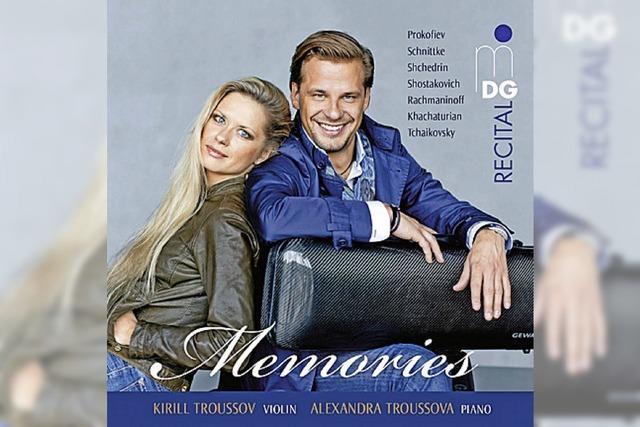 CD: VIOLINE: Aus der Erinnerung