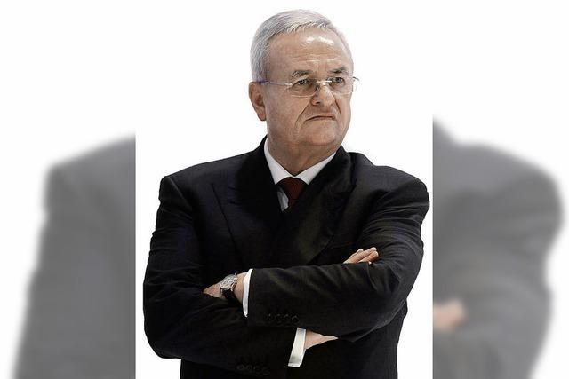 Deutschlands bestbezahlter Konzernchef unter Druck