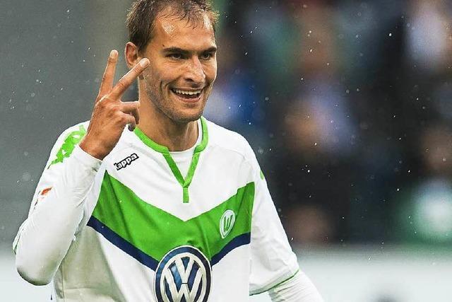 Spitzenspiel: Bayern empfängt Wolfsburg