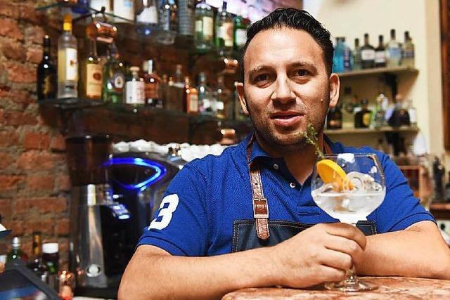 Ex-Enchilada-Chef eröffnet Gin-Bar in der Grünwälderstraße