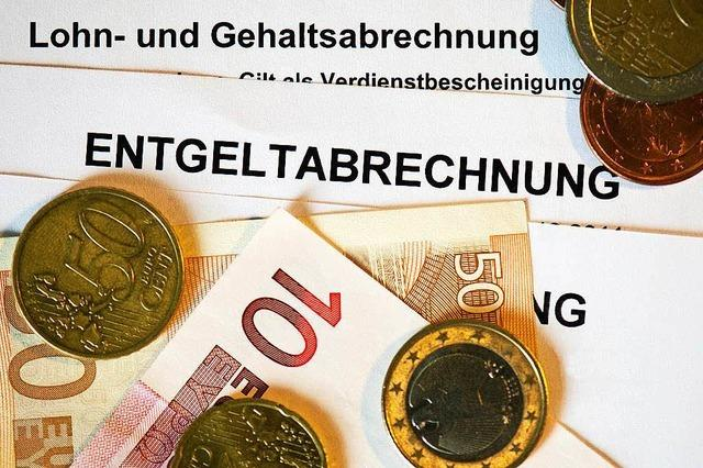Miniinflation sorgt für Rekordanstieg der Reallöhne in Deutschland