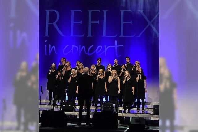 Norwegischer Chor Reflex im Paulussaal