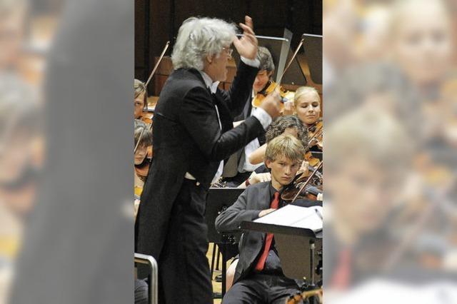 Die Badische Kammerphilharmonie spielt in Münstertal