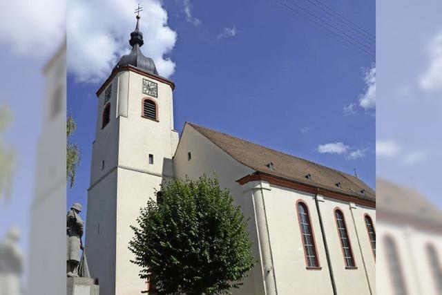 Seit 250 Jahren Zentrum der Pfarrgemeinde