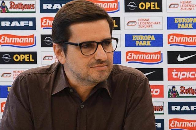 SC Freiburg: Pressesprecher Raschke verabschiedet sich nach 289 Spielen