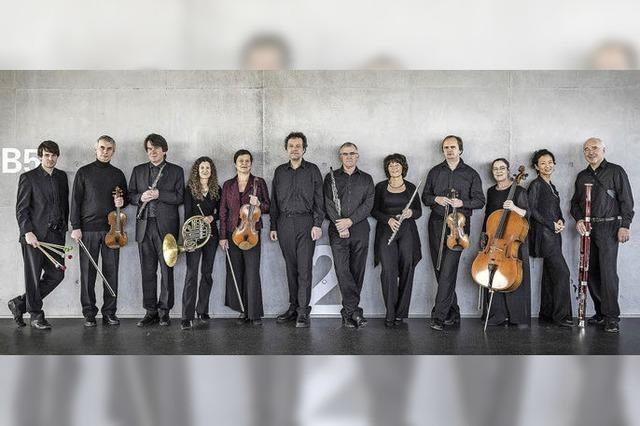 Ensemble Aventure eröffnet Jubiläumssaison