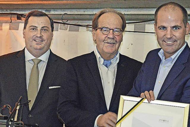 Das Ingenieurbüro Theobald und Partner feiert in Kirchzarten sein 50-jähriges Bestehen